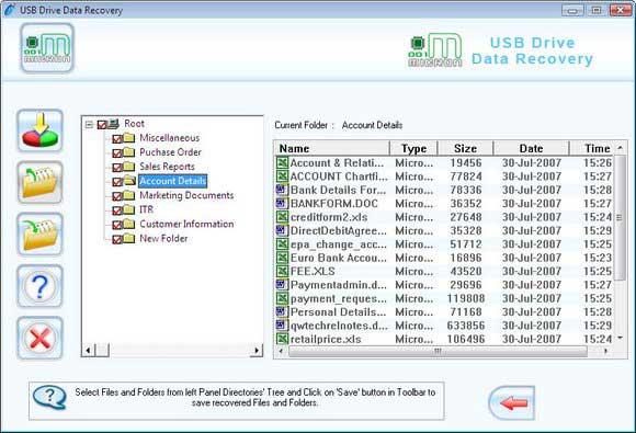 Restore USB Drive screen shot
